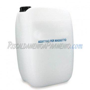 Additivo per Massetto per Riscaldamento a Pavimento