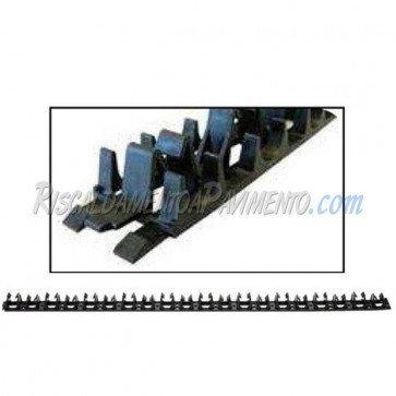 Guida fissatubo per tubi di diametro 17-20-25 mm