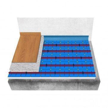 Pannello isolante Herz Paviflat H 40 mm