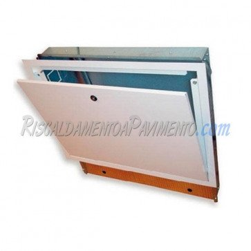 Kit Cornice Portina per Cassetta 400 mm