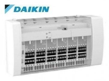 Morsettiera 6 canali Daikin via radio UFH-RMF6A