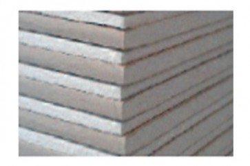 Pannello radiante 600x2000 mm non attivo in cartongesso per riscaldamento a parete ed a soffitto
