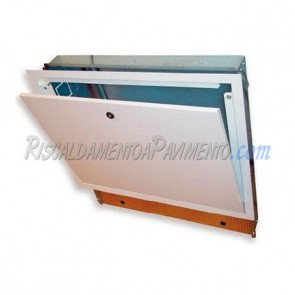 Kit cornice portina per cassetta 600 mm
