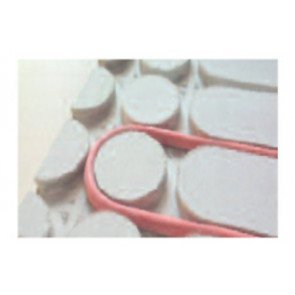Pannello radiante 600x1200 mm h 32 mm misto in fibrogesso per sistemi a secco