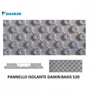 Pannello Isolante per Riscaldamento a Pavimento Daikin Basis S20
