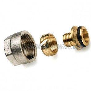 Raccordo/adattatore per tubazioni multistrato 20x2 mm