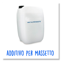 Additivo per Massetto