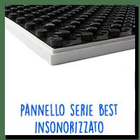 Pannello serie Best Insonorizzato
