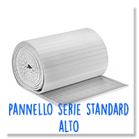 Pannello serie Tape in Rotolo