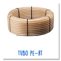 Tubo PE-RT