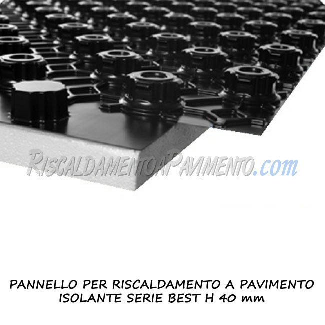 PANNELLO SERIE BEST H 40