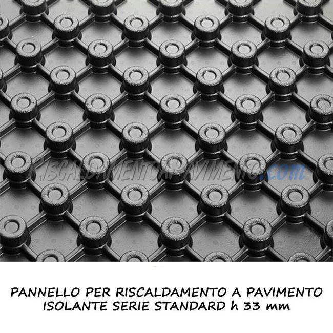 PANNELLO SERIE STANDARD H 33