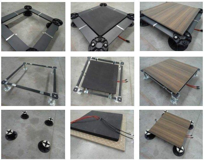 Plyterm Hot Tile Configurazioni