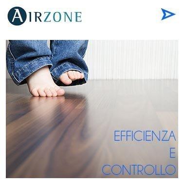 Riscaldamento a Pavimento Airzone